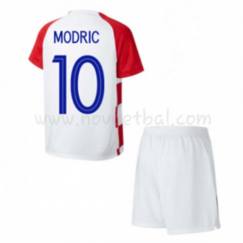 new product 354be 31b84 Croatia Kids 2018 World Cup Modric 10 Short Sleeve Home ...