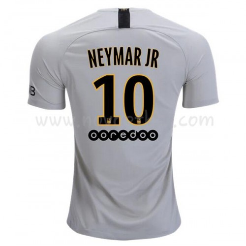 Paris Saint Germain PSG 2018-19 Neymar Jr 10 Short Sleeve Away Soccer Jersey