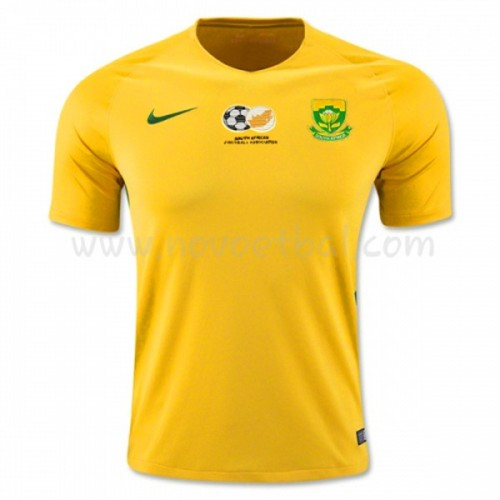 South Africa 2018 Short Sleeve Home Soccer Jersey